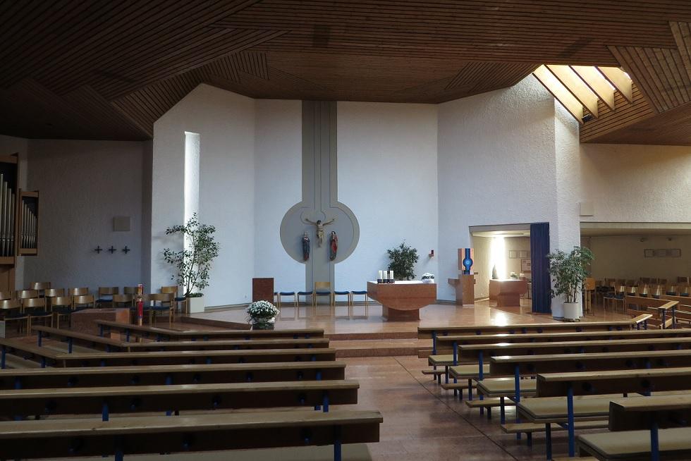 Kirche Kuchen